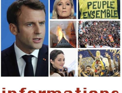 ニュースフランス語